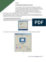 Como Configurar Un Perfil de Color en Windows