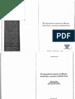 Planejamento Urbano no Brasil- trajetórias, avanços e perspectivas.pdf