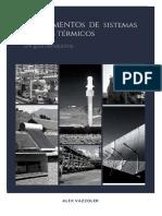 Vazzoler (2021) - Fundamentos de Sistemas Solares Térmicos