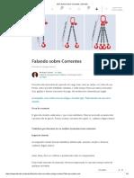 (6) Falando sobre Correntes _ LinkedIn