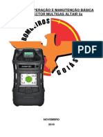 MANUAL DETECTOR ALTAIR 5X - VERSÃO FINAL PDF
