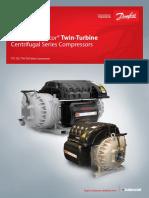 manual de servicio compresores danfoss turbocor