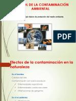 4. Control de la contaminación ambiental