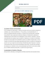 Hist Revolución Mexicana