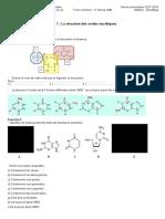 T.D 1 2° LMD-Génétique