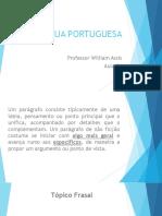 LÍNGUA PORTUGUESA - AULA 04