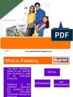 Retail Marketing Big Bazar Case Study