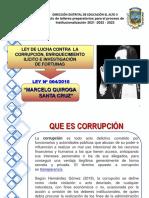 Ley 004 - Marcelo Quiroga Santa Cruz