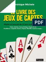 Le livre des jeux de cartes _ Règles et astuces de 32 jeux indispensables ( PDFDrive ).pdf