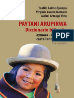 Diccionario Aymara-Castellano, Teofilo Laime, Virginia Lucero y Mabel Arteaga.pdf
