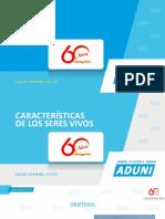 Verano ADUNI Semana 01- Biología.pdf