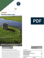 Scottish Archaeology Month 2008