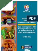 GUIA ESPACIOS CONFINADOS OSALAN