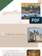 TECNOLOGÍAS CONSTRUCTIVAS POR LAS PRIMERAS CIVILIZACIONES