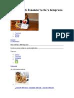 Beneficios de fomentar lectura temprana.docx