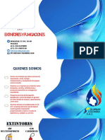 Catalogo de Prtoductos y Servicios Fulminar SAS