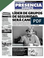 PDF Presencia 15 de Enero de 2021