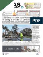 Mijas Semanal nº926 Del 15 al 21 de enero 2021