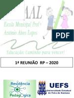 1º Encontro RP 2020.pptx