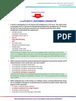 CCNA 3 (v5.0.3 + v6.0) Chapter 2 Answers Full.pdf