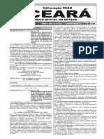 Decreto 28.434 Regulamenta o Sistema Estadual de Teatros