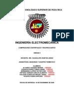 Compresores Centrifugos y Reciprocantes