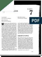 Apple inc. case study