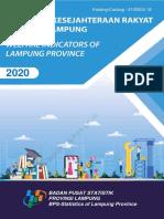Indikator Kesejahteraan Rakyat Provinsi Lampung 2020.pdf