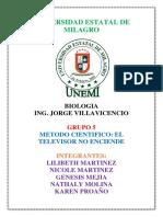METODO CIENTIFICO -con caratula