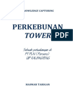 Perkebunan Tower Sebuah Petualangan di PT PLN (Persero) UIP Kalbagteng _69775