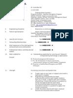 CV Of Dr. Surendra Pal,FIEEE,Dist. FIETE,FNASc,FNAE