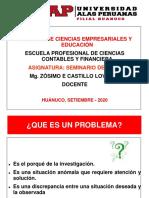 DIAPO 2 DE  PROBLEMAS DE SEMINARIO DE   TESIS