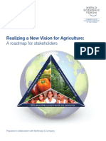Agriculture New Vision Roadmap