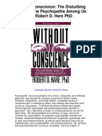 Hare without conscience pdf