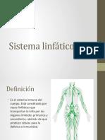 Aparato linfático