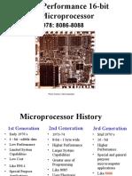 Presentation 8086
