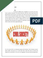 Public Debate on Civil Society.docx