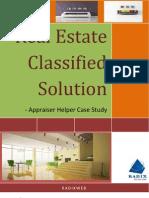 Appraiser Helper - Real Estate Application-checked