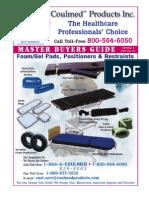 CPI Cat.1 - Foam & Gel Pads, Positioners, & Restraints