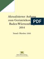 Gk Baden-wuerttemberg 2014 Aktualisierter Anhang