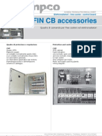 Cabinet for fee coolers and electric radiators - T FIN CB - Tempco