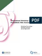 International Workshop on Fire Probabilistic Risk Assessment