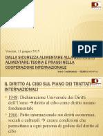 Dalla sicurezza alimentare alla sovranità alimentare Confalonieri (1)