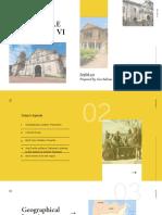 LITERATURE OF REGION VI