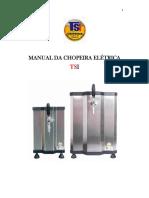 chopeira TSI com esquema eletrico