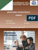 monitoreo estratégico