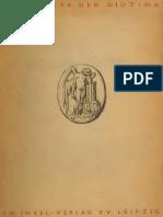 cartas de diotima deutsch