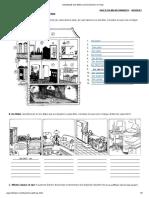 Arbeitsblatt_ Die Möbel und die Zimmer im Haus