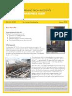 DSM-AW-201201 - Pump House Fire