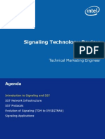 1. Signaling Technology Review